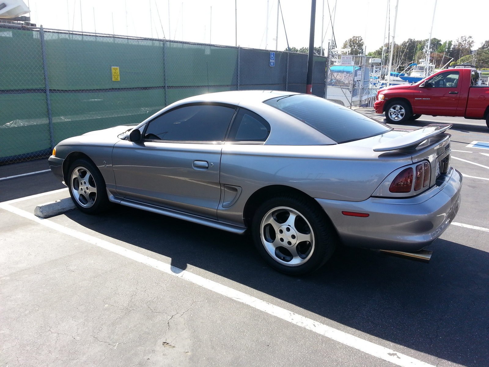1997 Ford Mustang #20