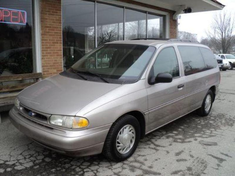 1997 Ford Windstar #16