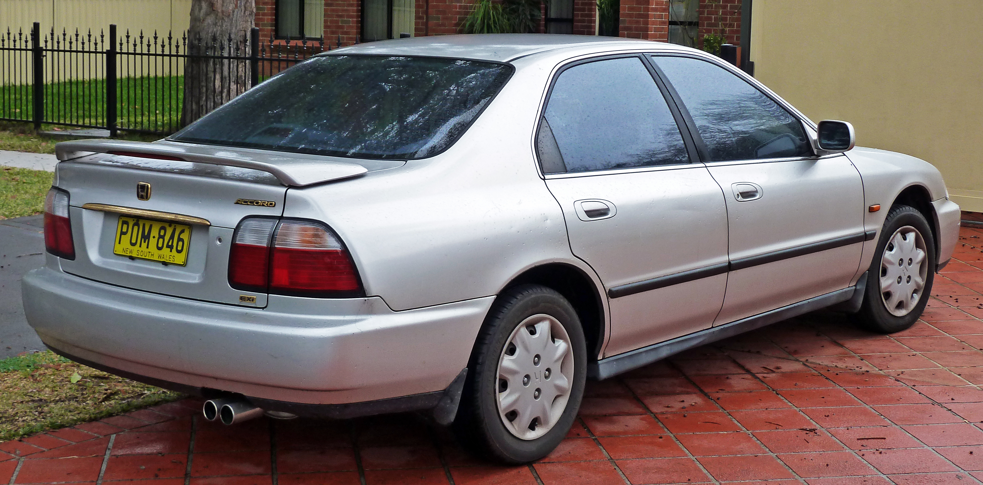 1997 Honda Accord #17