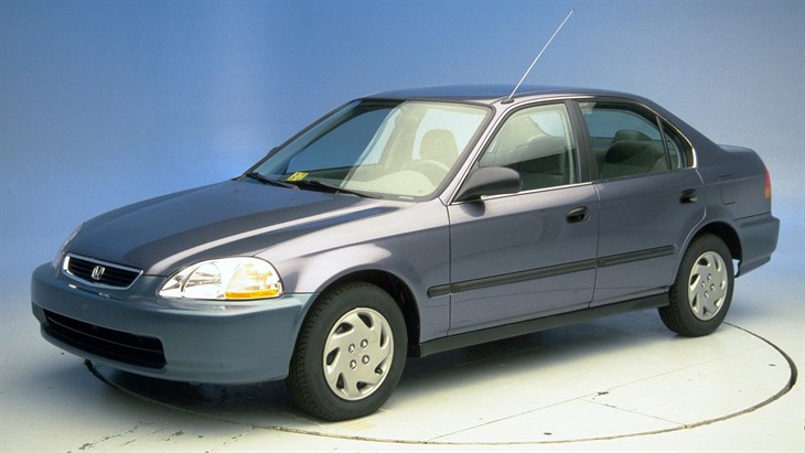 1997 Honda Civic #15