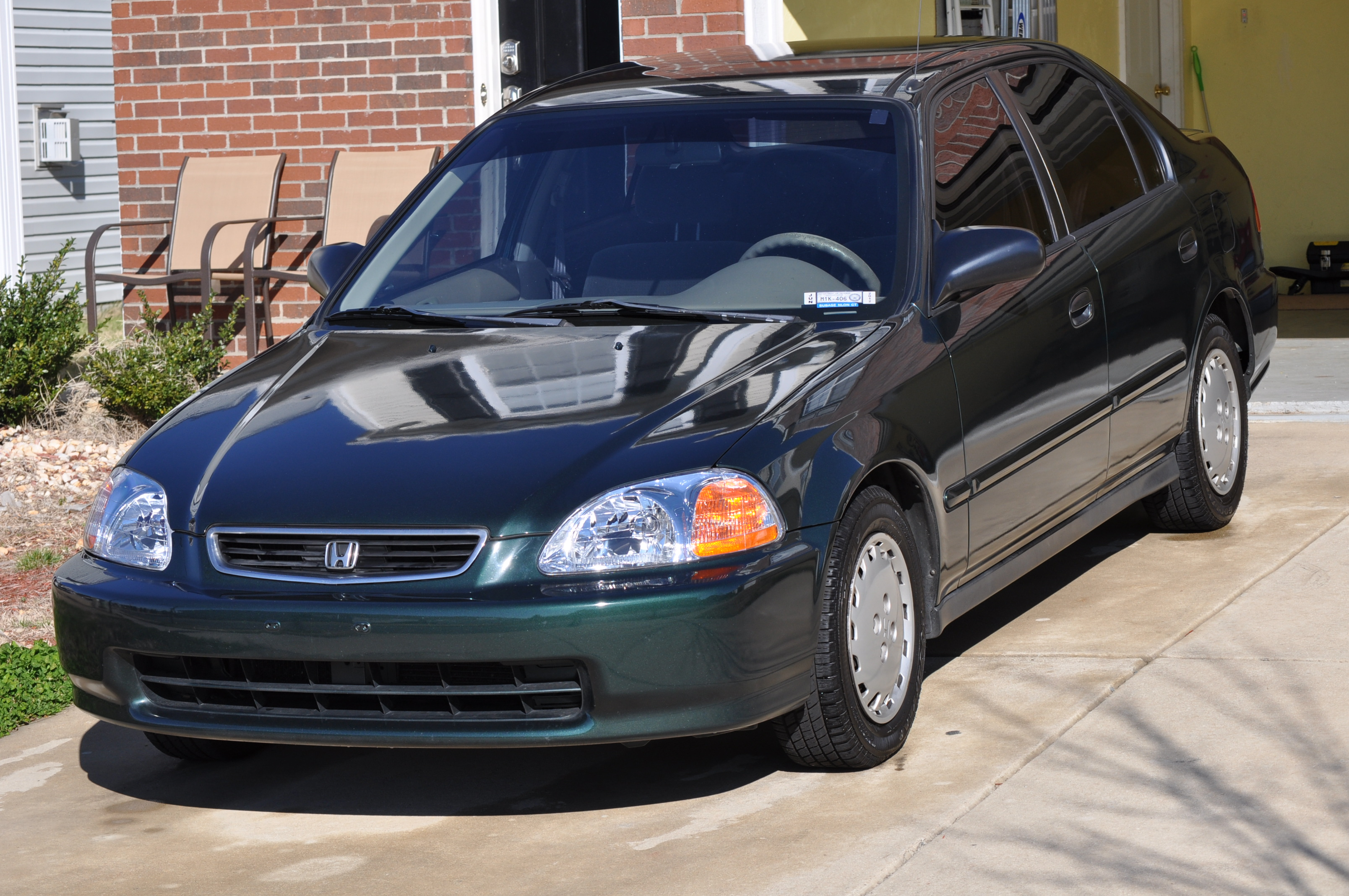 1997 Honda Civic #17