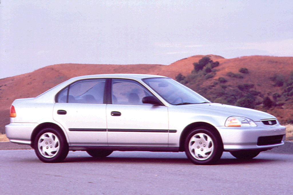 1997 Honda Civic #18