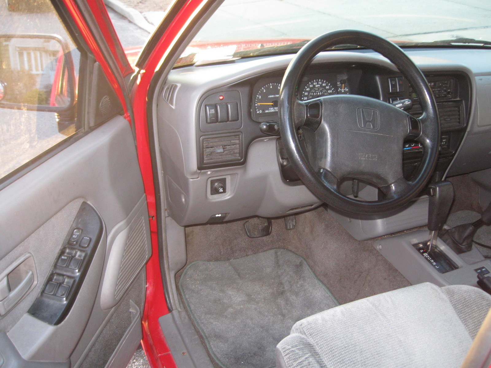 1997 Honda Passport #15