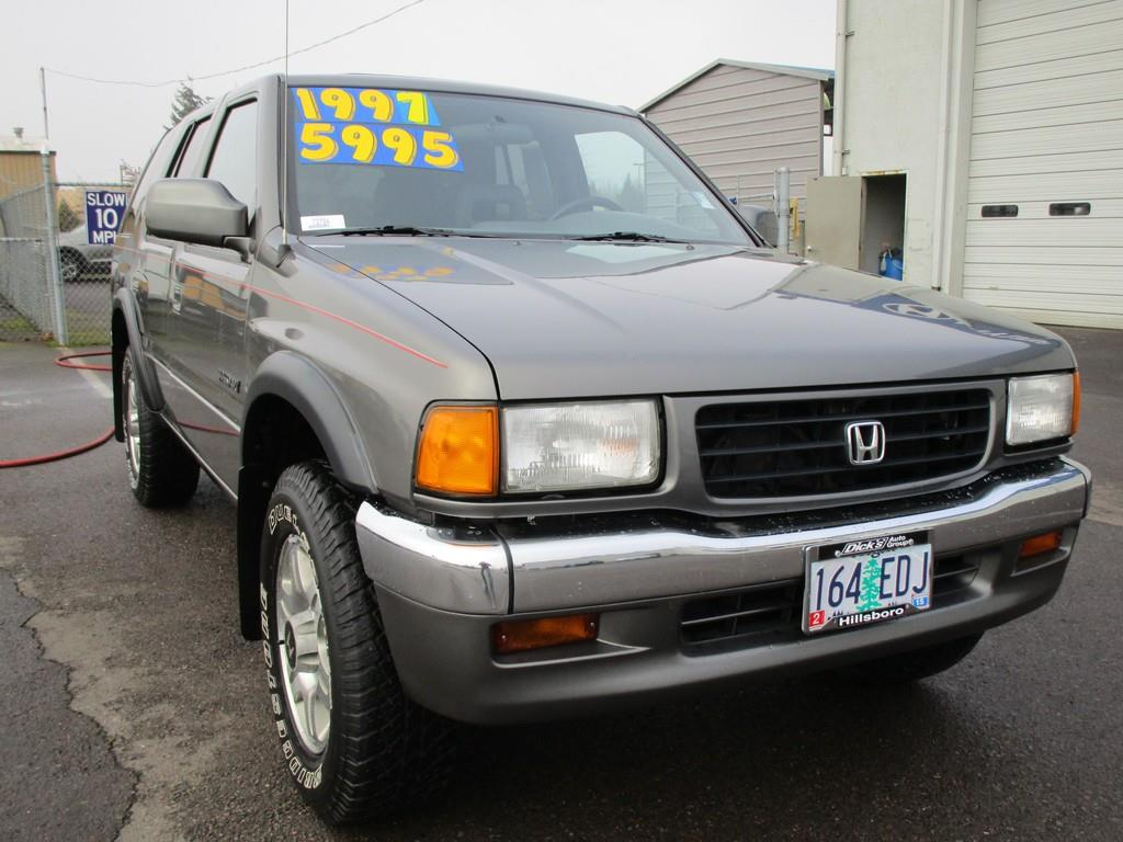 1997 Honda Passport #14