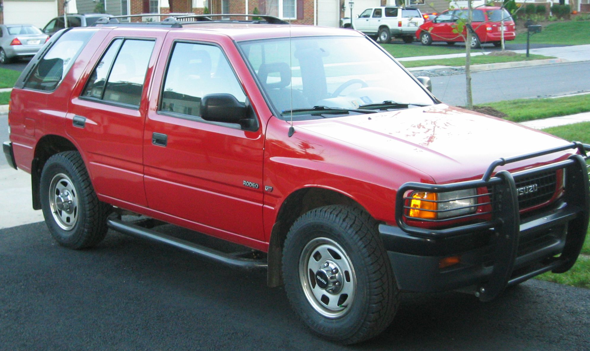 1997 Honda Passport #13