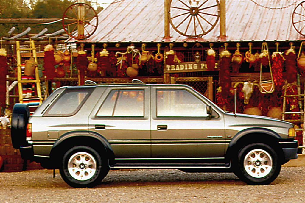 1997 Honda Passport #16