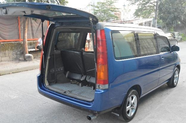 1997 Honda Step Wagon #12