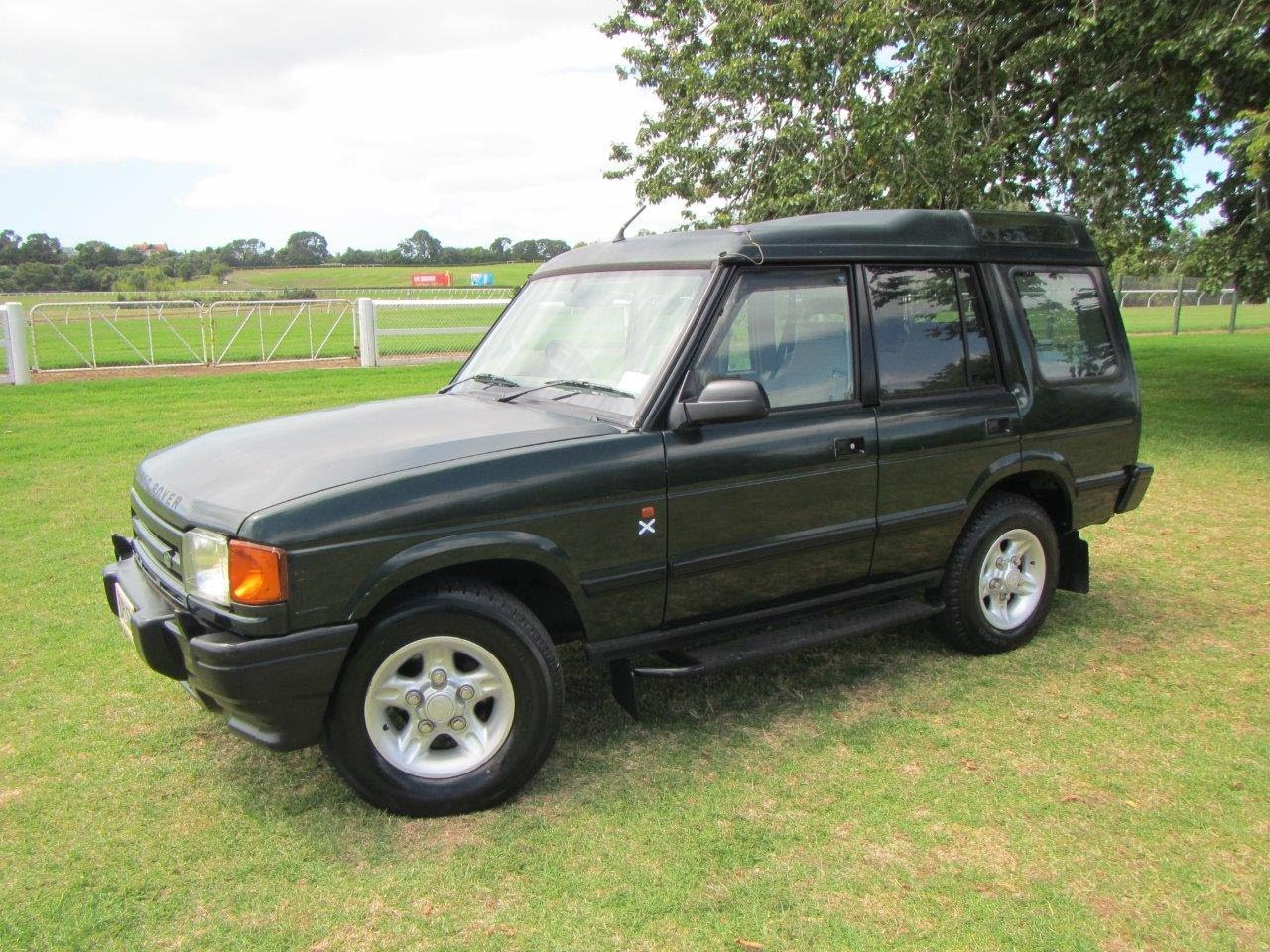 1997 Land Rover Discovery #17
