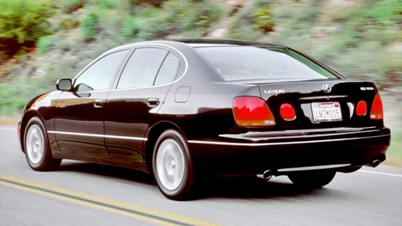 1997 lexus gs 300 photos informations articles. Black Bedroom Furniture Sets. Home Design Ideas