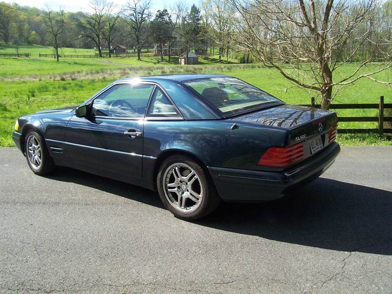1997 Mercedes-Benz SL #14