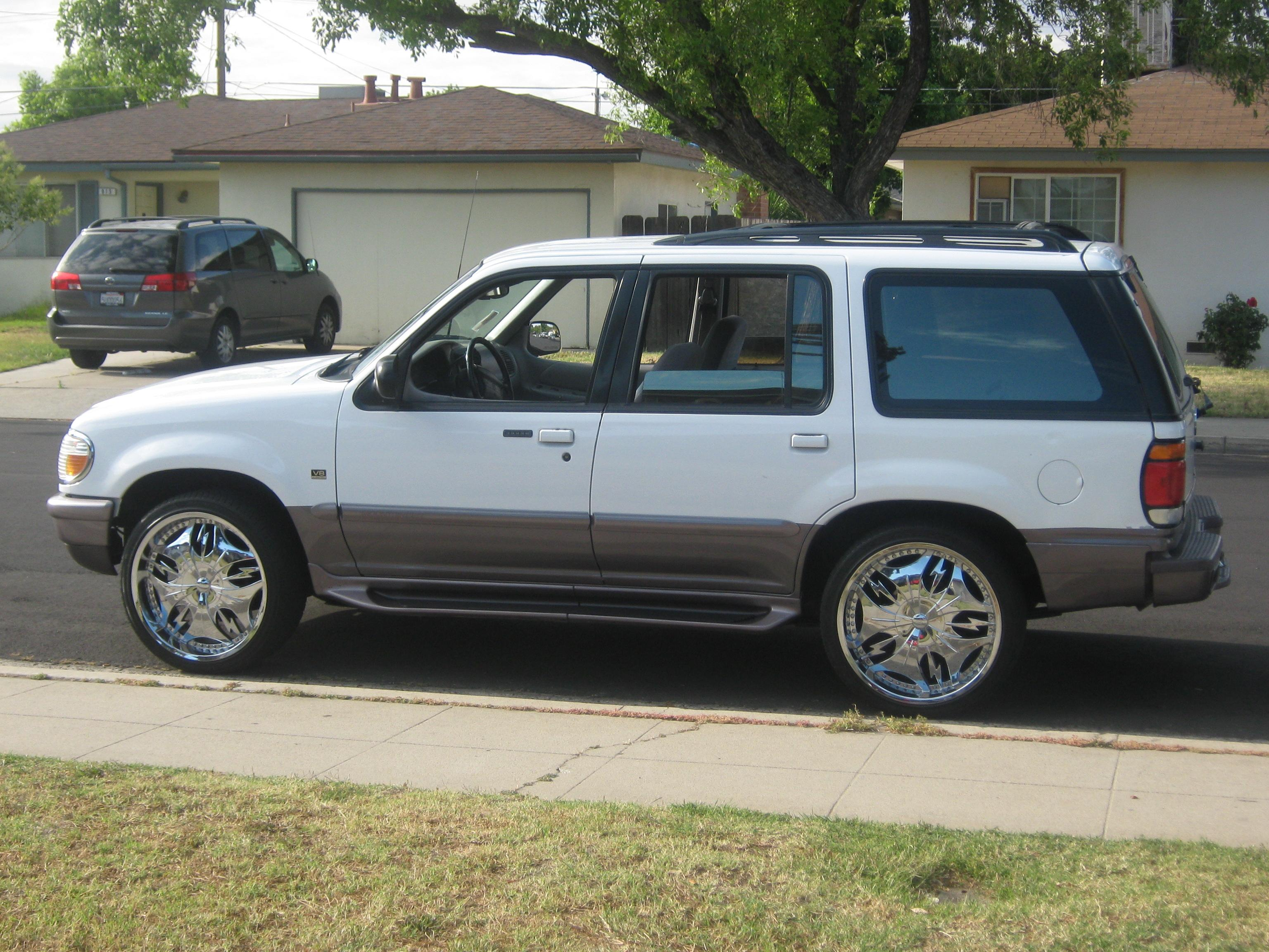 1997 Mercury Mountaineer #28