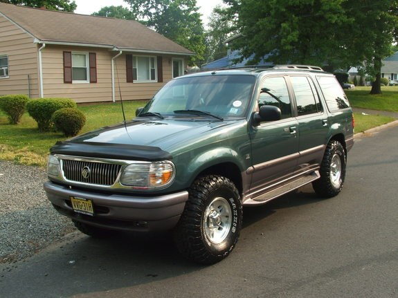 1997 Mercury Mountaineer #30