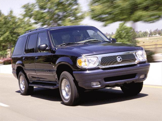 1997 Mercury Mountaineer #27