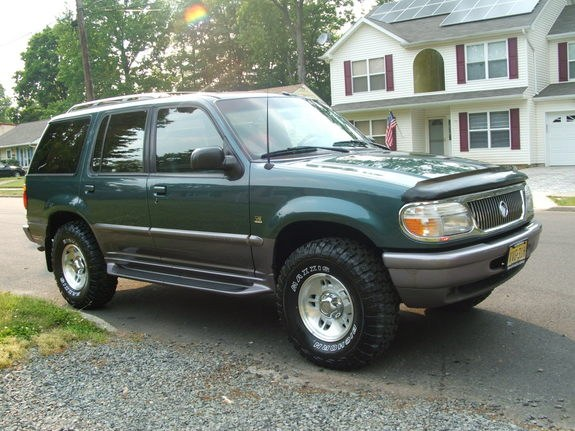 1997 Mercury Mountaineer #25