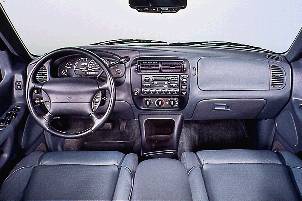 1997 Mercury Mountaineer #20