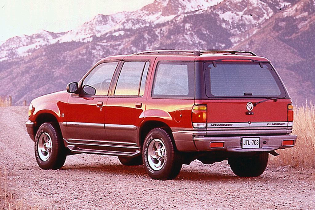 1997 Mercury Mountaineer #21