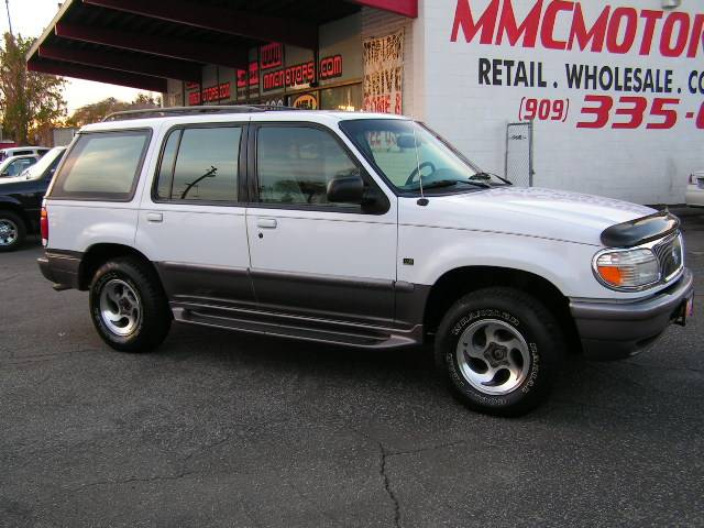 1997 Mercury Mountaineer #29