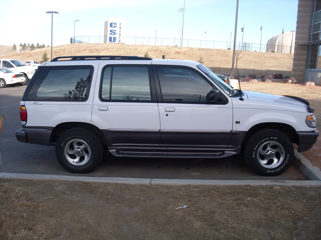 1997 Mercury Mountaineer #23