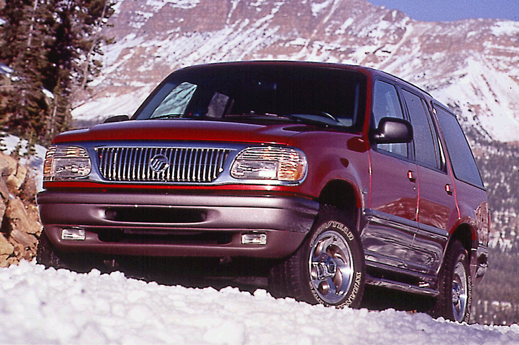 1997 Mercury Mountaineer #19
