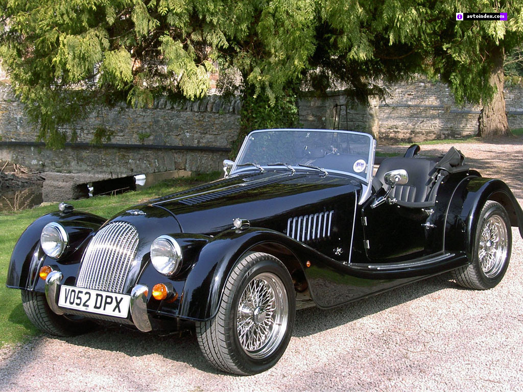 1997 Morgan Plus 4 #20