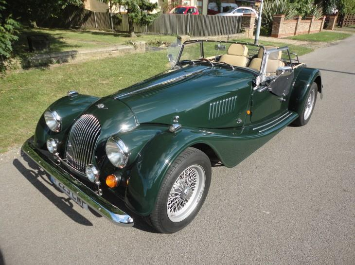 1997 Morgan Plus 4 #21