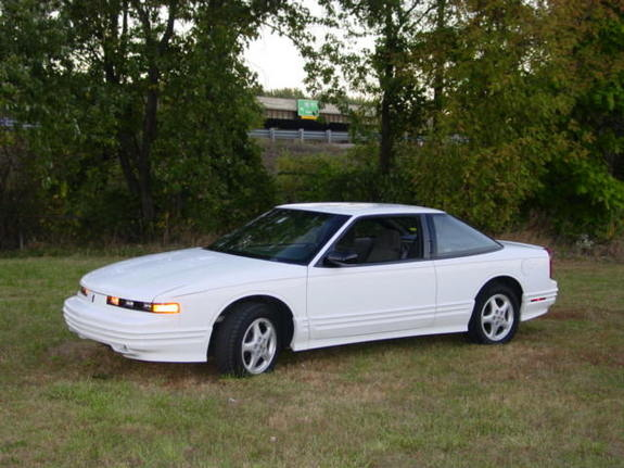 1997 Oldsmobile Cutlass #15