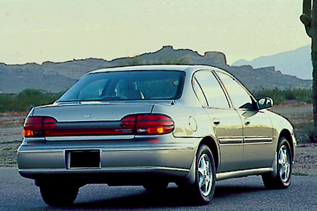 1997 Oldsmobile Cutlass #17
