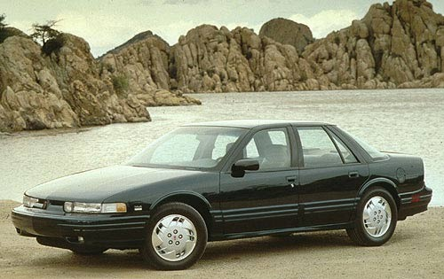 1997 Oldsmobile Cutlass #18