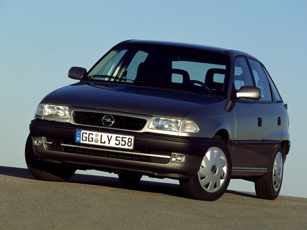 1997 Opel Astra Photos Informations Articles