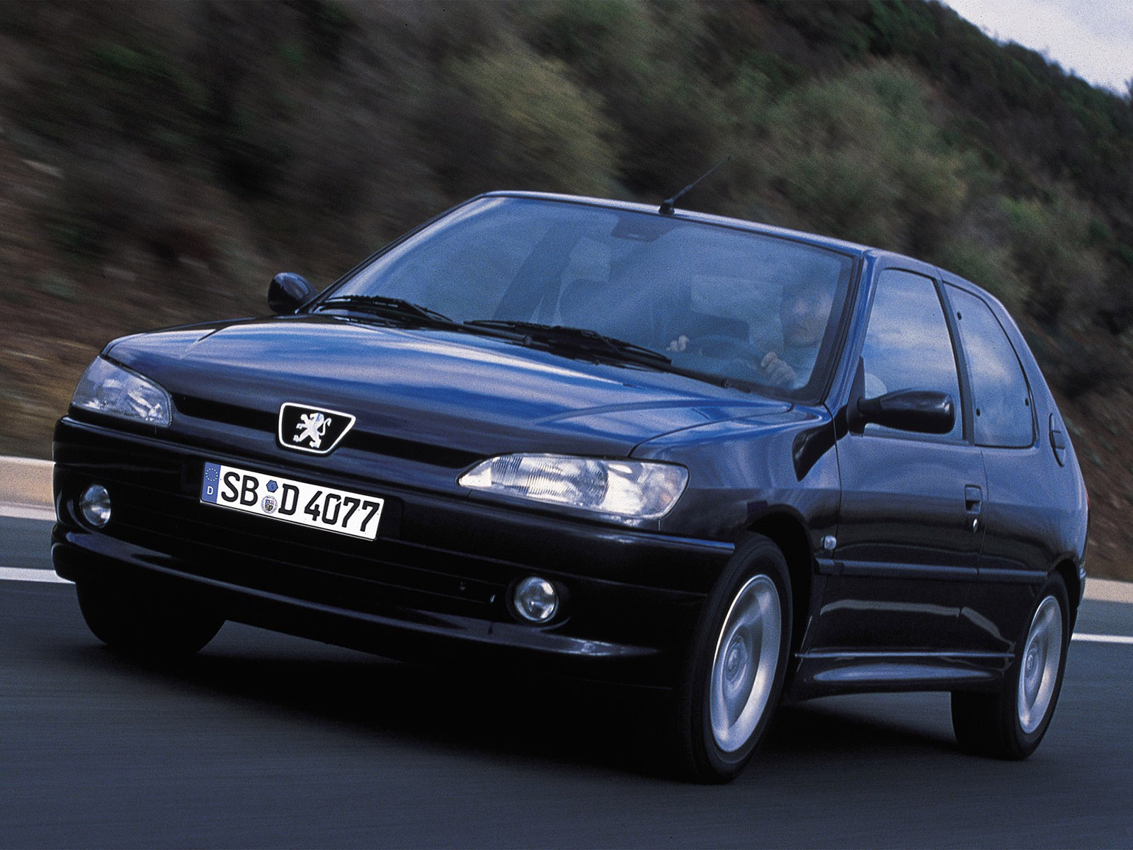 1997 Peugeot 306 Photos, Informations, Articles
