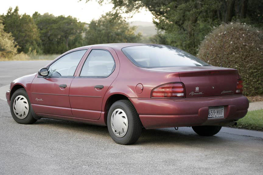 1997 Plymouth Breeze #17