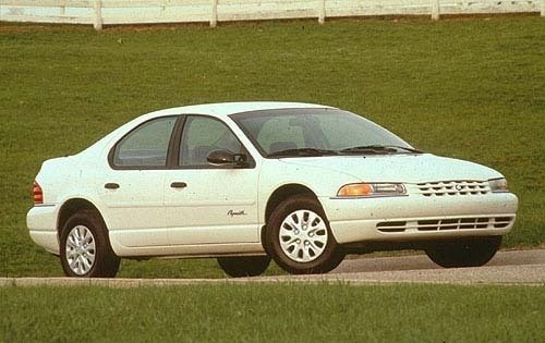 1997 Plymouth Breeze #16