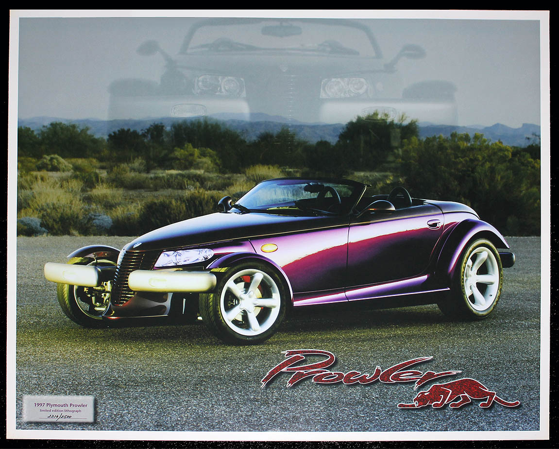 1997 Plymouth Prowler #23