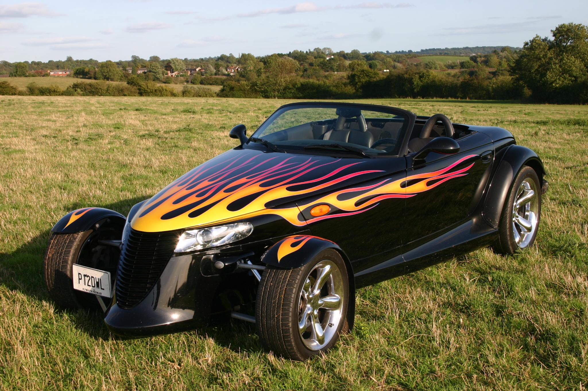 1997 Plymouth Prowler #26