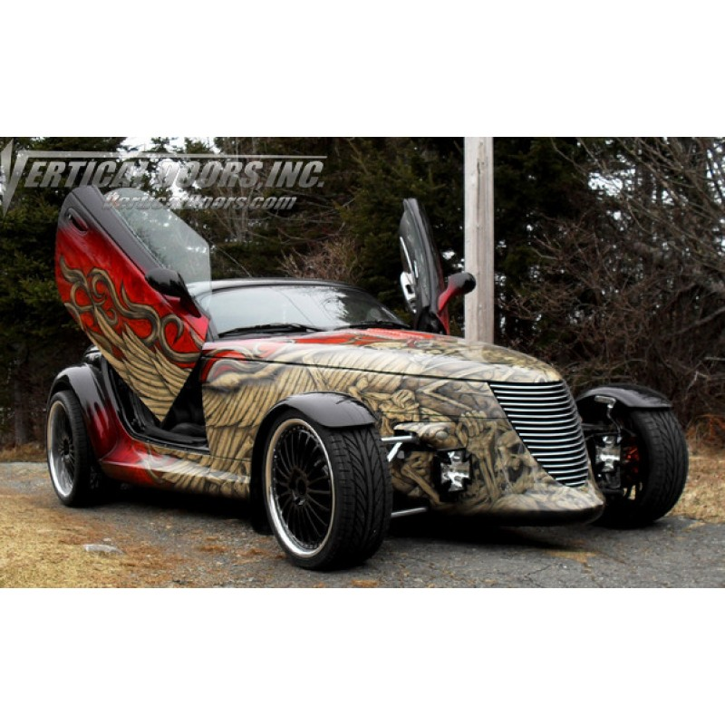 1997 Plymouth Prowler #28