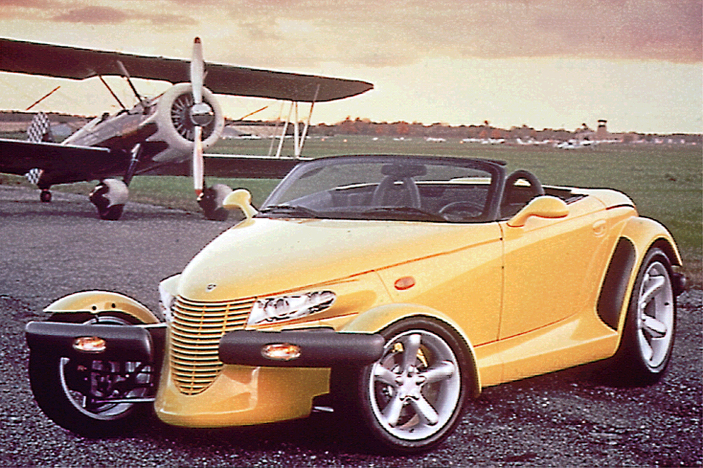 1997 Plymouth Prowler #22