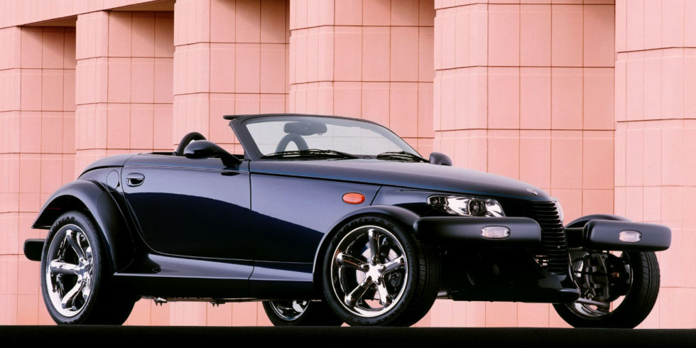 1997 Plymouth Prowler #21