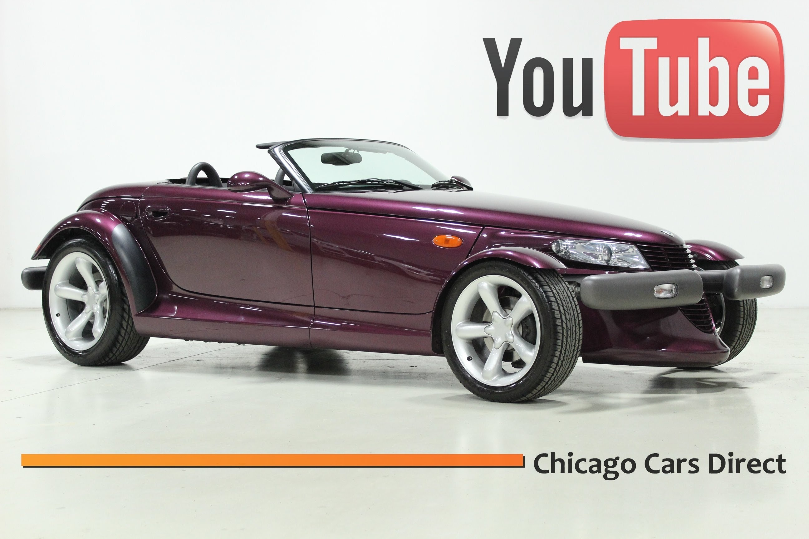 1997 Plymouth Prowler #27