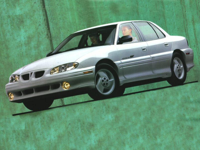 1997 Pontiac Grand Am #18