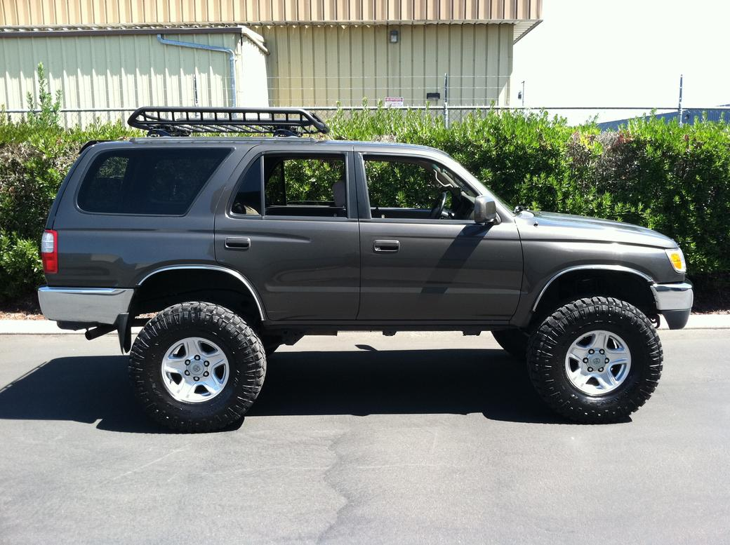 1997 Toyota 4runner Photos Informations Articles Bestcarmag Com