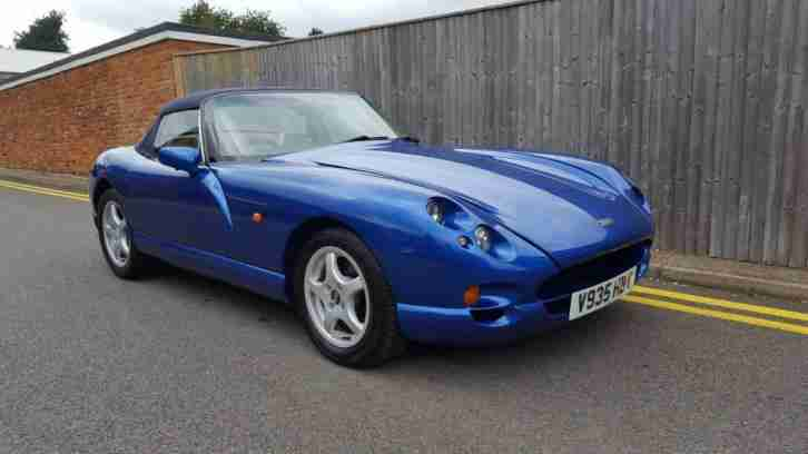1997 TVR Griffith #24