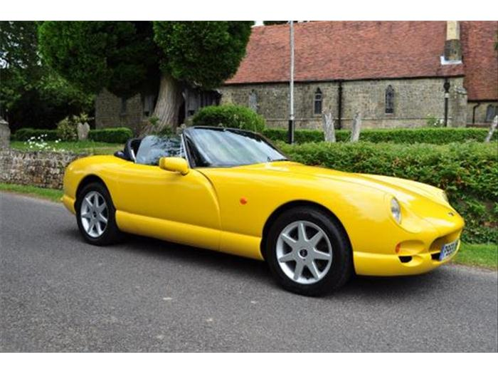 1997 TVR Griffith #21
