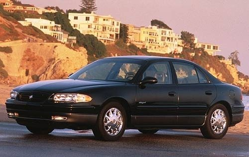 1998 Buick Regal #17
