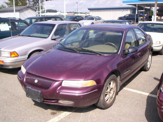 1998 Chrysler Cirrus #19