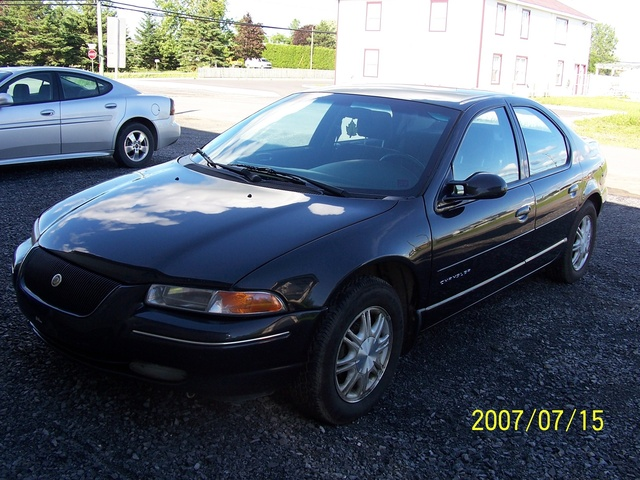 1998 Chrysler Cirrus #17
