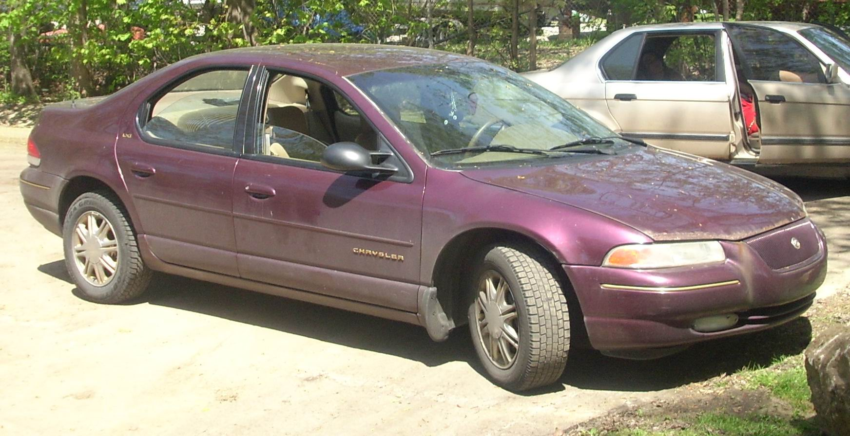 1998 Chrysler Cirrus #18