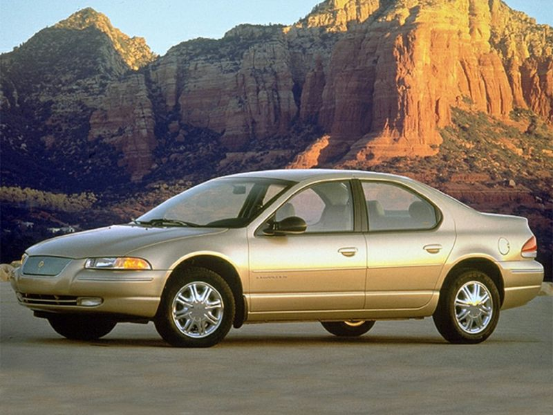 1998 Chrysler Cirrus #15