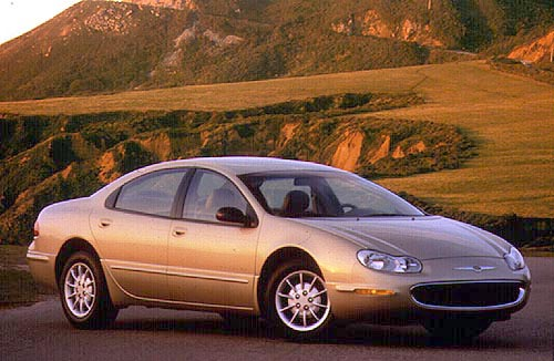 1998 Chrysler Concorde #15