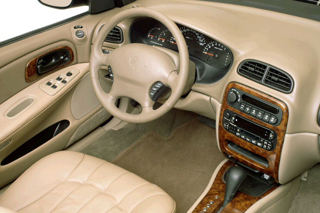1998 Chrysler Concorde #16