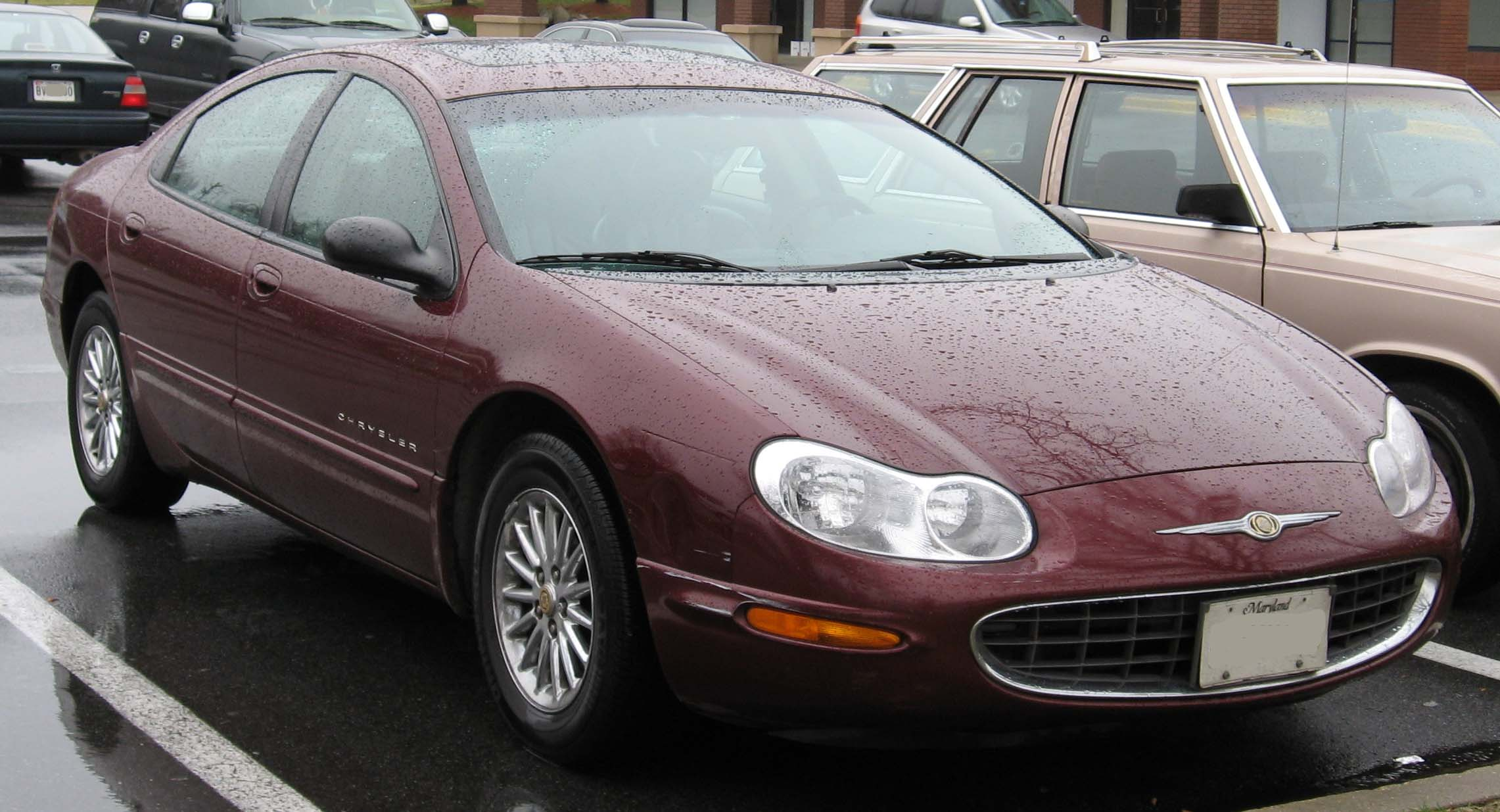 1998 Chrysler Concorde #17